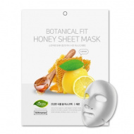 NO:HJ Botanical Fit Honey Маска для лица с мёдом и экстрактом лимона