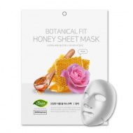 NO:HJ Botanical Fit Honey Маска для лица с мёдом и экстрактом розы
