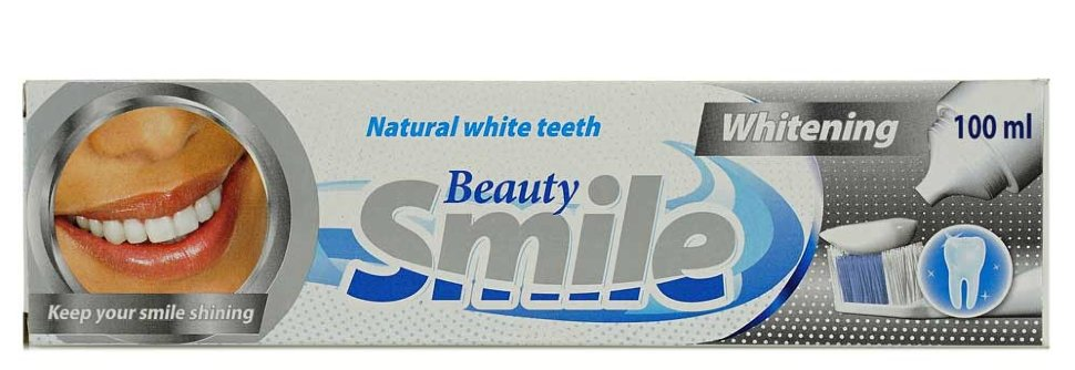 DENTAL Зубная паста Beauty Smile Whitening / Beauty Smile Отбеливающая