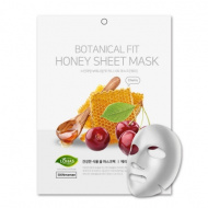 NO:HJ Botanical Fit Honey Маска для лица с мёдом и экстрактом вишни